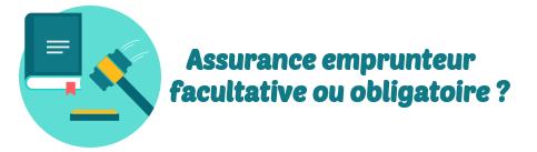 aucune assurance est accepté par banque prêt immo