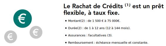 Rachat De Credit Banque Postale Conseils Conso Immo