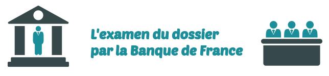 banque france refus rachat