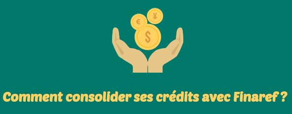 finaref consolidation credits