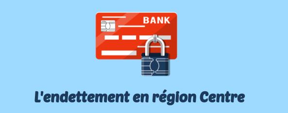 region Centre endettement