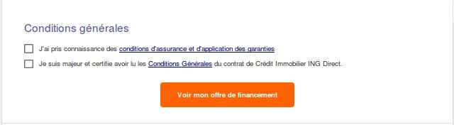 Assurance débiteur direct ING