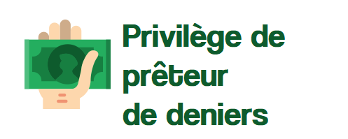privilege preteur denier ppd