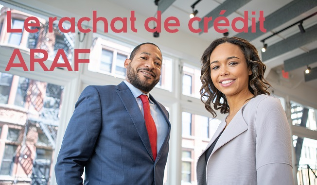 rachat credit araf